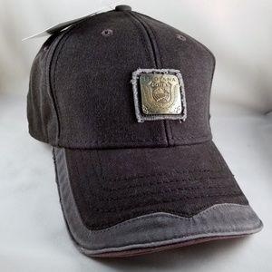Indiana Jones Black Baseball Cap Dorfman Pacific